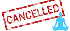 PIYO canceled December 16, 11:00am