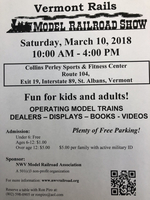 Model Railroad March 10, 2018