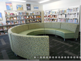 Recognition for SATEC's Library Media Center