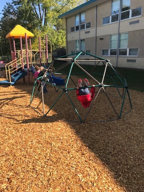 Thank you--Outdoor fun at SATEC