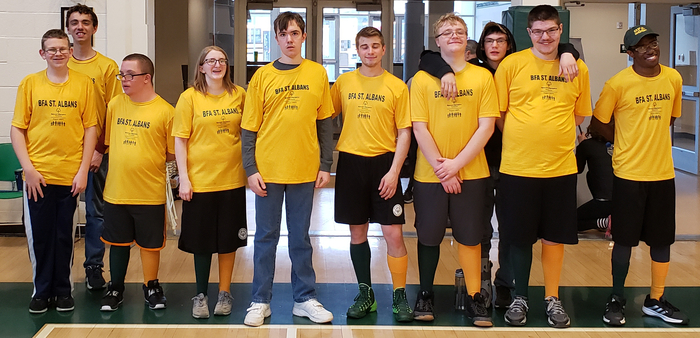 BFA Unified Sports